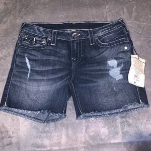 True Religion shorts///  brand new with tags